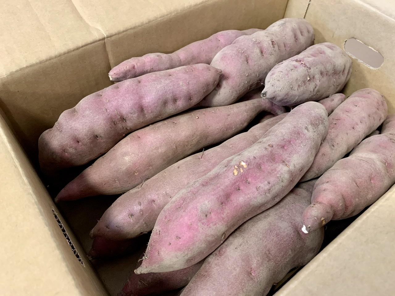 【加賀野菜】五郎島金時🍠が好き💛と言ったら。。