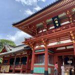 【パワースポット】巡り⑨鶴岡八幡宮⛩